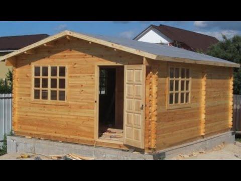Вас интересуют готовые деревянные дома из профилированного бруса. Цена: 245 000 руб. Строительная компания «русская изба» занимается изготовлением проектов домов из профилированного бруса под ключ недорого.