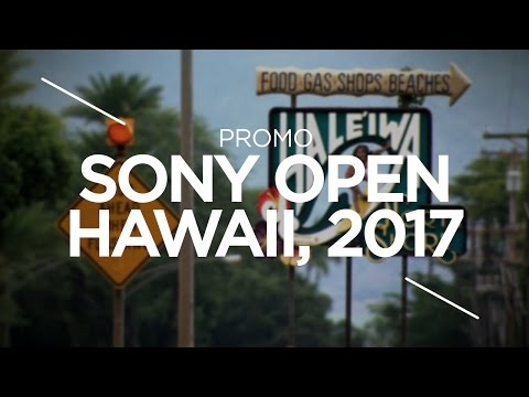 Promo Sony Open Hawaii   Golf Channel TransVision