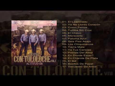 Actitud SR Con Tololoche Vol.1 (En Vivo 2017) Completo