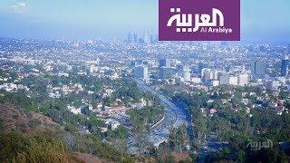 السياحة عبر العربية في لوس انجلس مع ليث بزاريXG