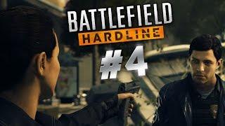 Прохождение Battlefield Hardline #4 - Дело закрыто