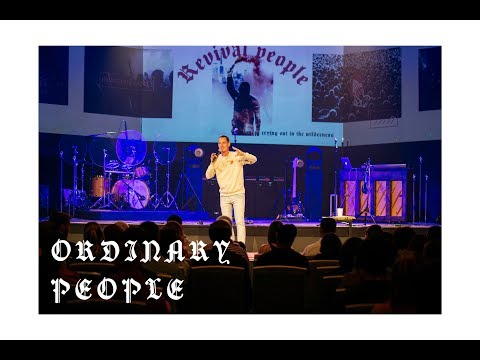 Ordinary People ~ Revival Sermons