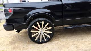 ford f150 fx4 on 28 inch rims 325 35 28