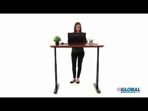 Electric Height Adjustable Sit and Standing Desks