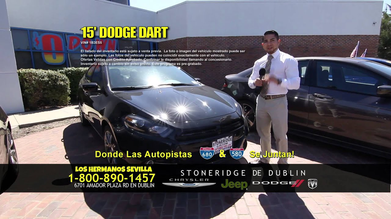 stoneridge chrysler jeep dodge dublin ca nov 30 sec 1 youtube youtube