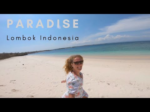 Lombok Indonesia is PARADISE ($14 Flight From Bali!)