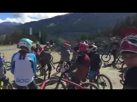 Summer Gravity Camps week 2 2016 edit - Whistler Bike Park