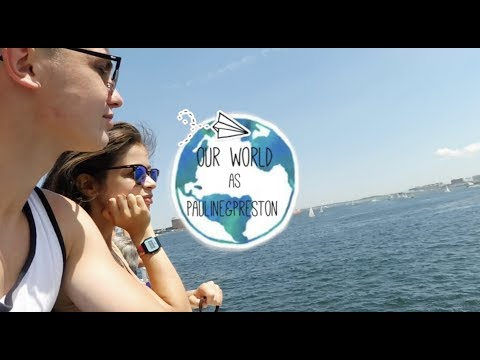 Our First Travel Vlog #Boston