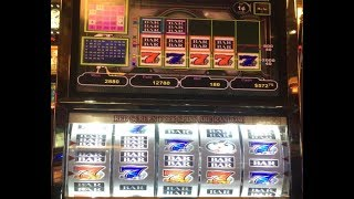 "LUCKY 77777's WINS!!! $0.01CENTS on ""LUCKY DUCKY"" $1.80 MAX BET LIVE at CHOCTAW CASINO DURANT"