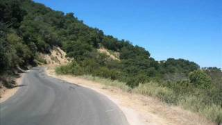 California Central Coast Motorcycle Ride