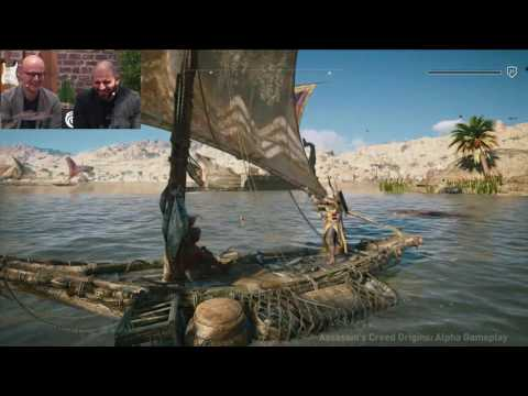 30 minutes of Assassin's Creed Origins gameplay - E3 2017