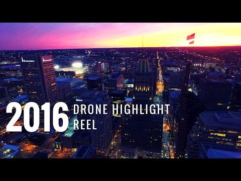 Global Air Media 2017 Drone Reel