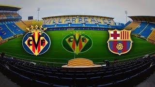 Вильярреал Барселона Наполи Рома Футбол Чемпионат Испании Примера Смотрю матч 05 07 2020