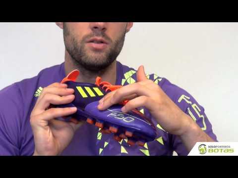adidas F50 adizero TRX purpura