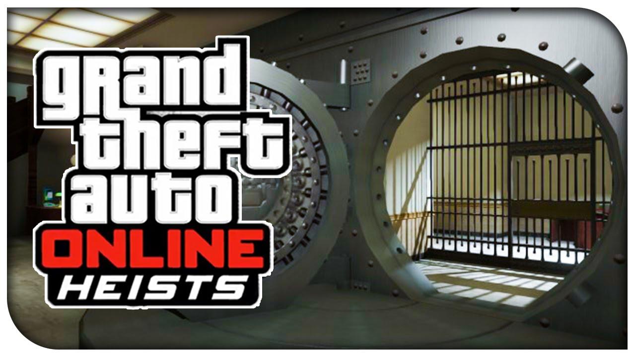 Gta v online heists release date