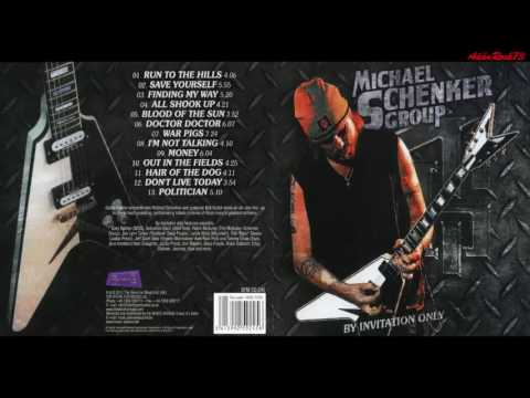 Michael Schenker Group - All Shook Up (Elvis Presley Cover) (By Invitation Only, 2011)