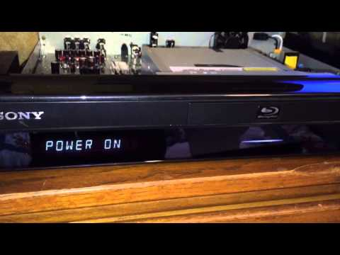 Sony BDP-S301 Slowest Bluray Player on Earth?
