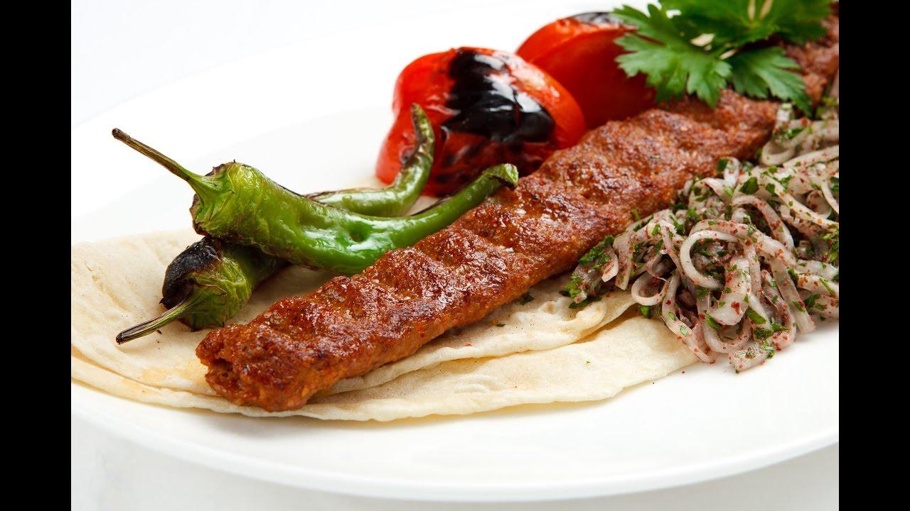 Adana Kebap Nasıl Yapılır - Adana Kebap - Adana Yemekleri - Turkish Kebab -Adana 01