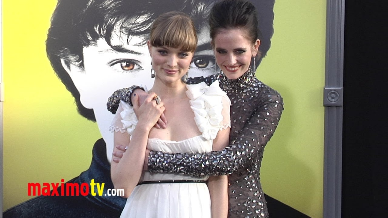 Eva Green  & Bella Heathcote
