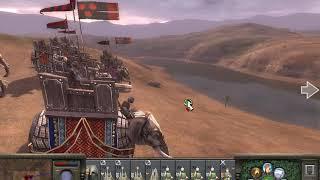 Medieval 2 Total War - Türk Seferi 22. Bölüm - Turks vs Timurids Büyük Savaş