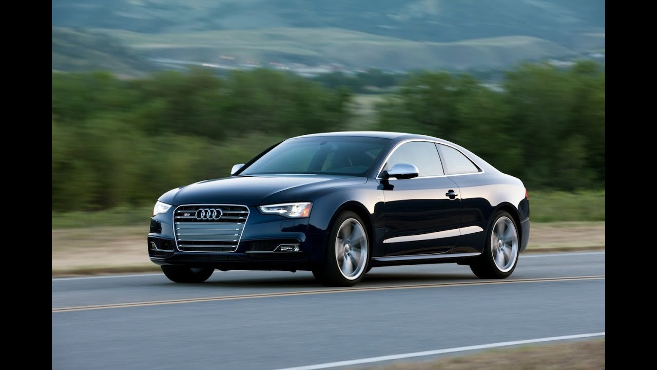 2013 Audi S5 Quattro 0 60 Mph Mile High Performance Test