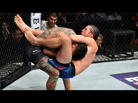 Best Standing Guillotine Finishes in UFC History