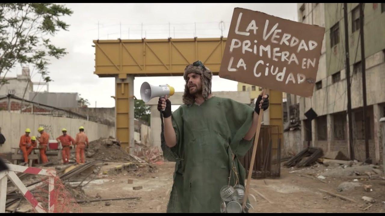 AINDA FT. JORGE DREXLER - PRIMAVERA (Video Oficial)