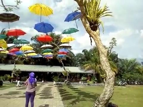 T Garden Tempat Wisata Baru Di Kota Medan Youtube