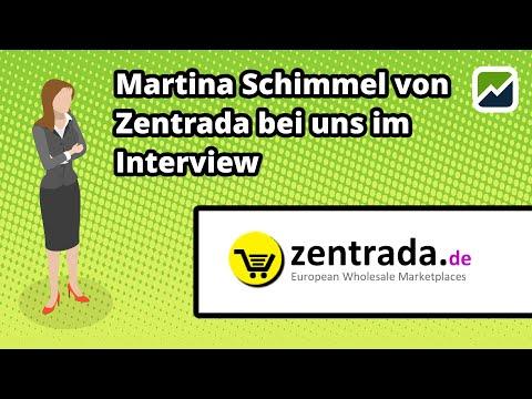 tricoma - Martina Schimmel von Zentrada bei uns im Interview