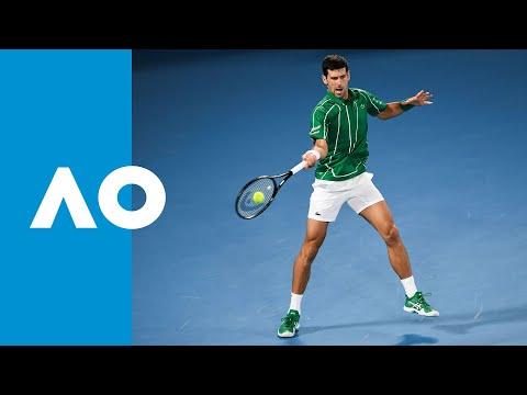 Dominic Thiem Vs Novak Djokovic - Match Highlights | Australian Open 2020 Final