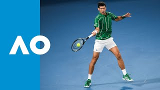Dominic Thiem vs Novak Djokovic - Match Highlights | Australian Open 2020 Final