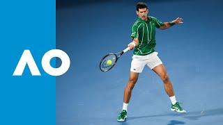 Dominic Thiem Vs Novak Djokovic - Match Highlights   Australian Open 2020 Final