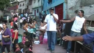 Así Celebramos en Petare, Fiesta en el Barrio San José, parte 1