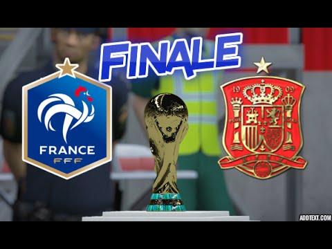 """[HD] France vs Espagne Finale Coupe du Monde Fifa 16 """"Game Du10"""""""
