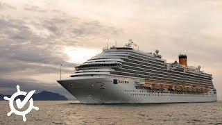 Costa Diadema: Live-Rundgang und Schiffstour
