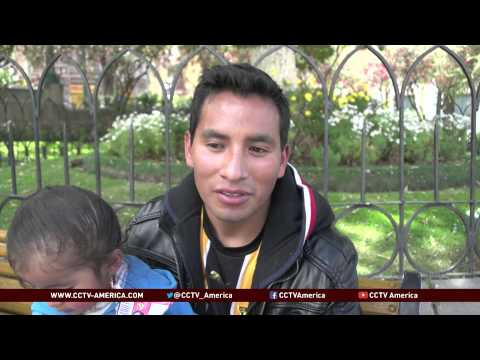 Citizens Head To The Polls Sunday For Bolivia's Presidential Elections