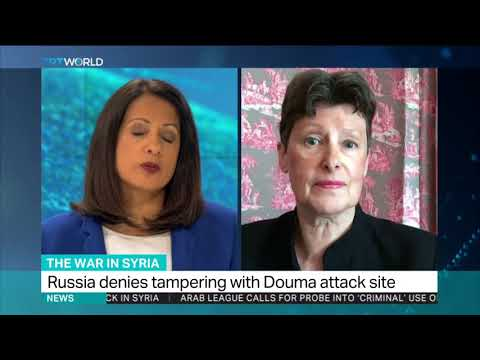 OPWC in Syria:Interview with Angela Kane,former UN High Representative
