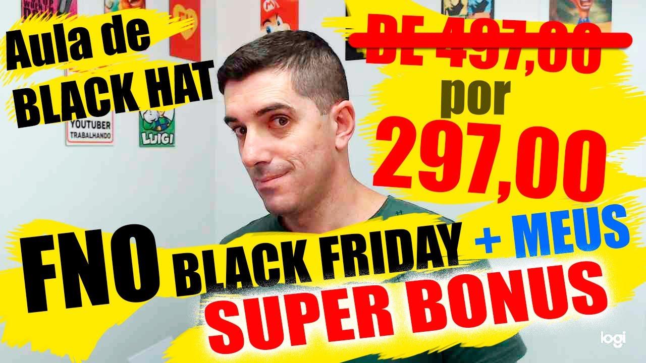 Formula negócio Online ALEX VARGAS FNO, + BONUS AULA DE BLACK HAT YOUTUBE + SUPER BONUS