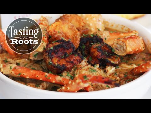 Quick-Style Seafood Chicken Gumbo