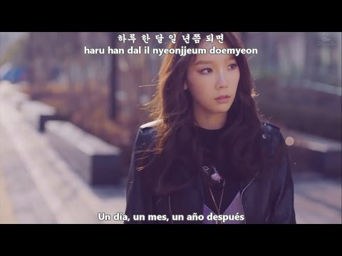 TAEYEON (태연) - FINE MV [Sub Español + Hangul + Rom] HD