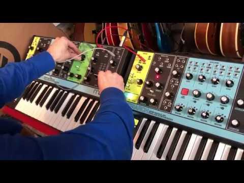 Vintage Song with Korg Monologueиз YouTube · Длительность: 1 мин49 с