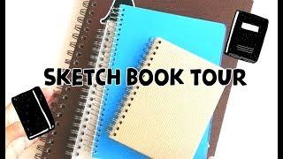 Sketchbook Tour (2015 to 2017) | Doodles by Sarah
