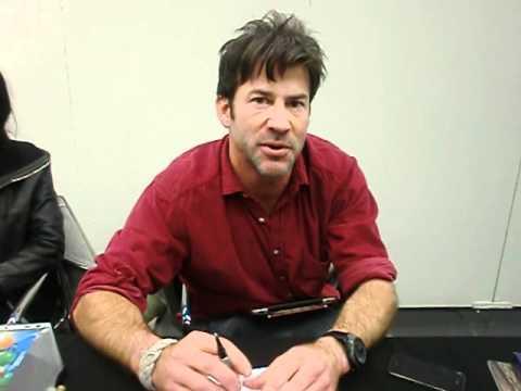 Joe Flanigan's message to David Hewlett streaming vf