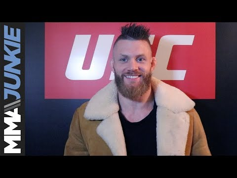 Emil Meek full pre-UFC Fight Night 124 media scrum