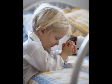 Как нарисовать утреннюю молитву