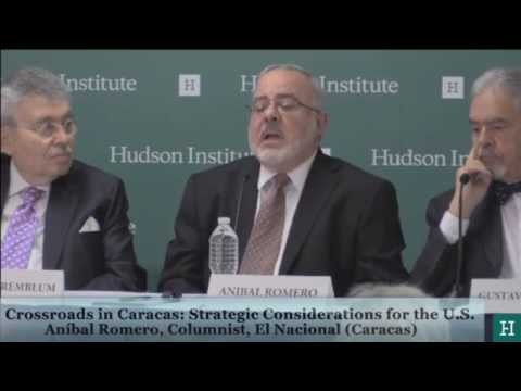Crossroads in Caracas: Strategic Considerations for the U.S.