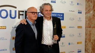 José Coronado, galardonado con el Premio del Ourense Film Festival Televisión 2021