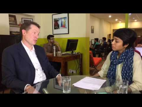 BBC Global News CEO Jim Egan on Fake News