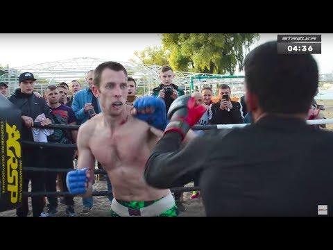 Русский мужик против Армянского война, Крутой Бой