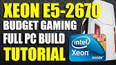 Unboxing and Overclock of 6 core Intel Xeon e5 1650 v2 with Chineese